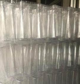 Chai nhựa tháp tròn 330ml